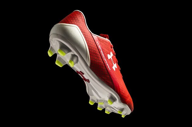 Red UA Speedform