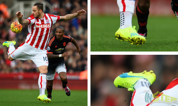 Marko Arnautovic Stoke City evoSPEED SL-S edited