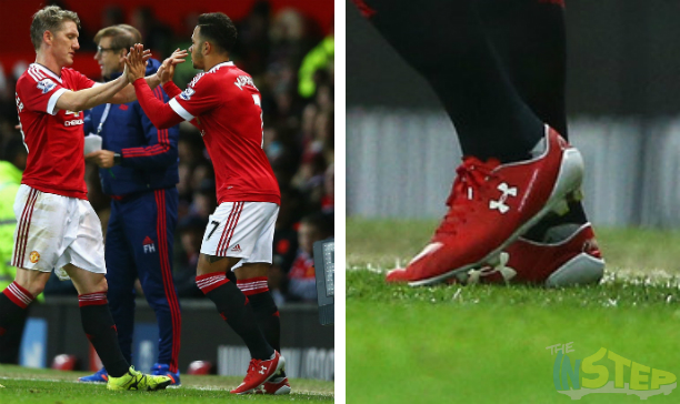 Boot Spotting 7th December 2015 The Instep