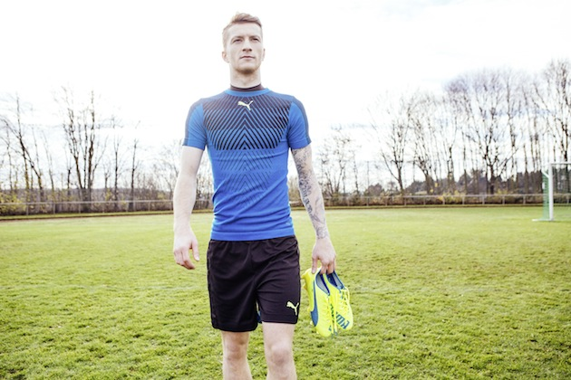 Marco Reus in evoSPEED SL-S