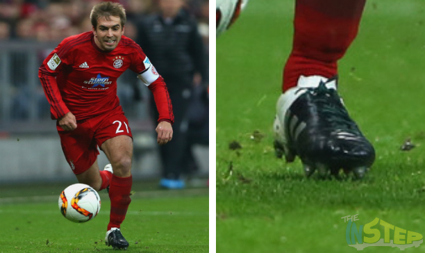 Phillip Lahm Bayern Munich leather ACE 151 edited
