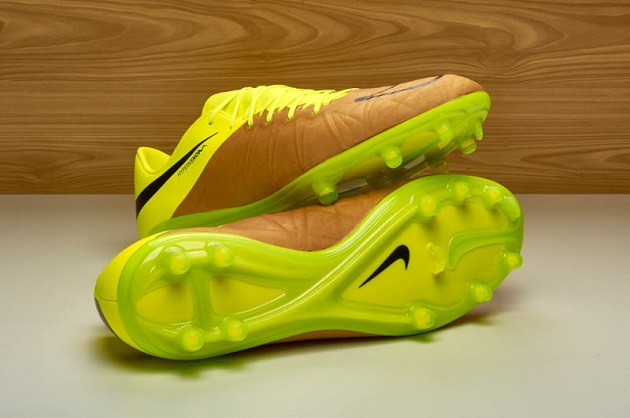 Leather Nike Hypervenom Phinish