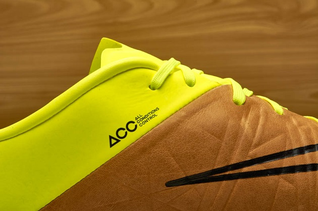 ACC on Nike Hypervenom Phinish - leather