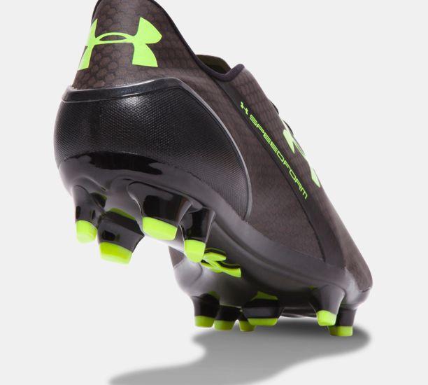 UA Speedform - heel