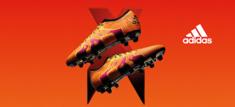 adidas Drop Bright Solar Gold X 15.1