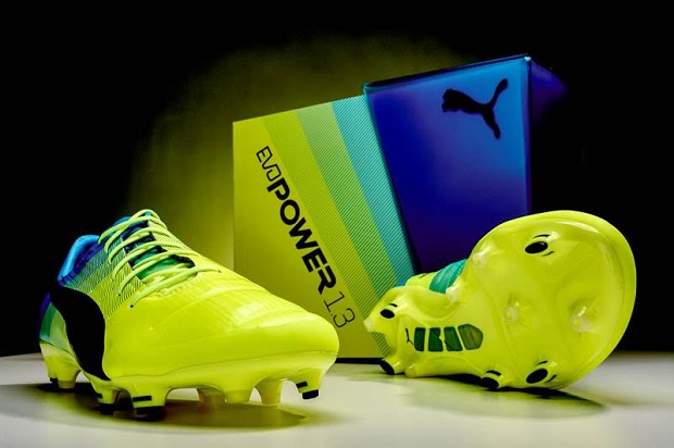 Puma evoPOWER 1.3 with box in background