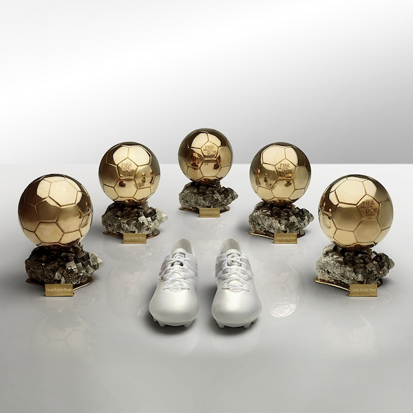 Messi 15.1 Ballon d'Or cleats