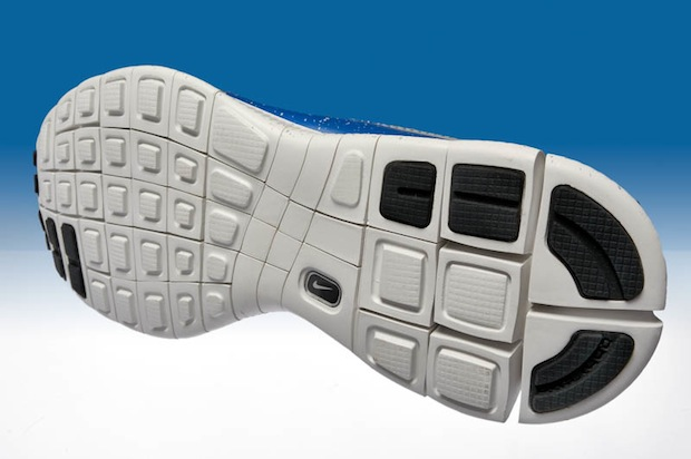 Outsole of Mercurial Free lifestyle shoes