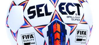 Select Brilliant Super Match Ball Review