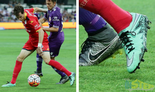 Craig Goodwin Adelaide United Hypervenom Phinish edited
