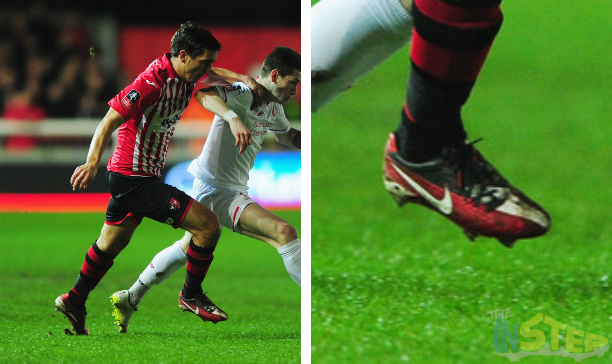 Craig Woodman Exeter City T90 Laser IV KL edited