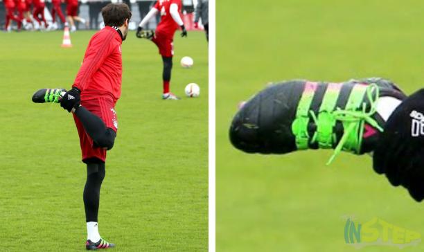 Javi Martinez Bayern adidas 161 edited