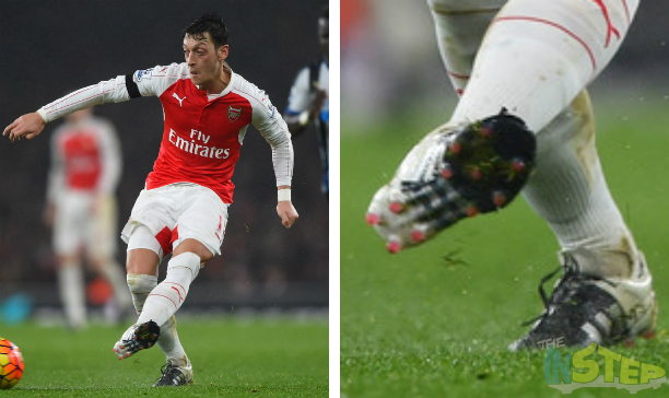 Mesut Ozil Arsenal ACE 151 Custom edited