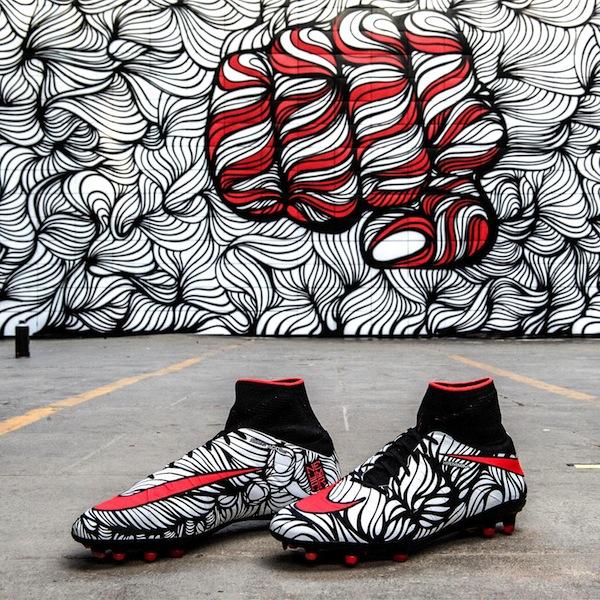 Nike Hypervenom Phantom - Ousadia Alegria