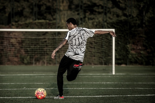 Nike Neymar Ousadia Alegria Hypervenom