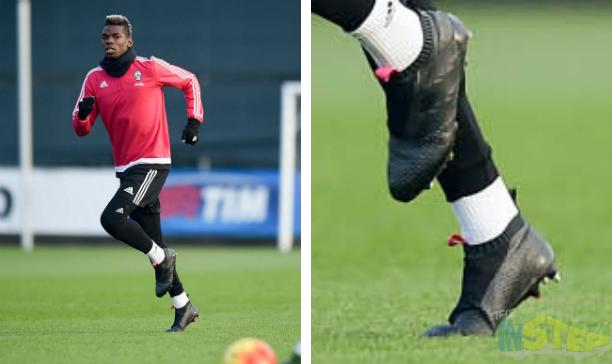 Paul Pogba Juventus adidas ACE edited