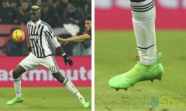 Paul Pogba Juventus adidas PureControl edited