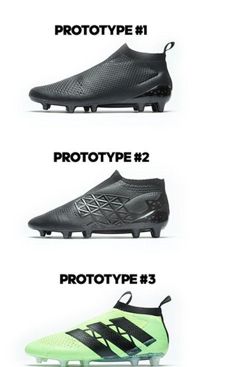 adidas ACE 16 purecontrol prototypes