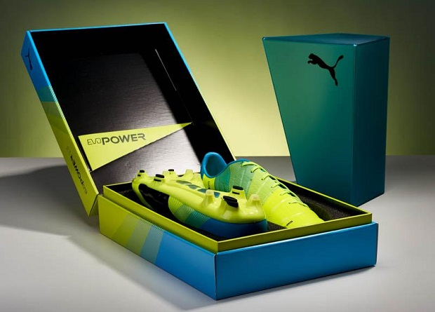 Puma evoPOWER 1.3 in presentation box
