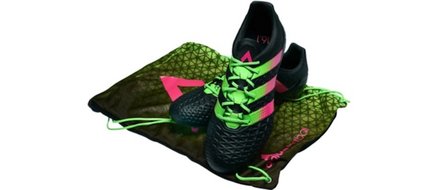 adidas ACE 16.1 in black