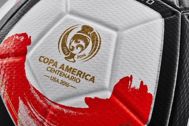 Nike Copa America Ciento ball