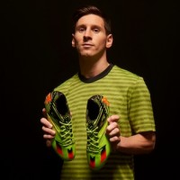 adidas Messi 15.1 in Solar Slime