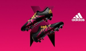 New adidas X 15 Colorway Launched in Black