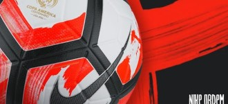 Nike Ordem Ciento Match Ball is Here For 2016 Copa America