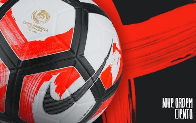 Nike Ordem Ciento match ball