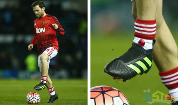 Juan Mata Manchester United PureControl 16+ edited