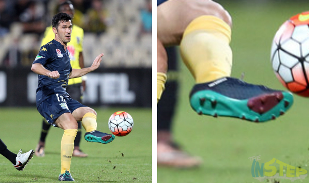 Luis Garcia Central Coast Mariners NB Visaro edited