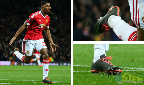 Marcus Rashford Man utd custom Vapor X edited
