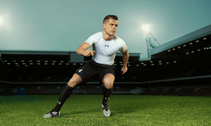 Under Armour Sign Up Granit Xhaka