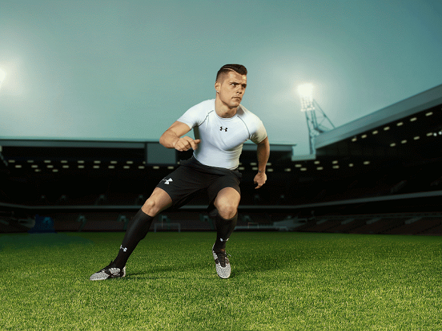 Under Armour athlete Granit Xhaka