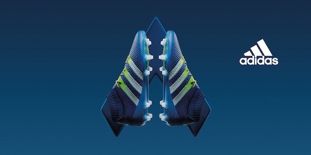 Blue ACE 16 Primeknit