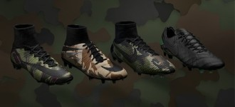 Nike Surprises with Stealthy Camo Pack