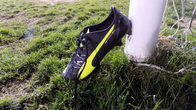 evoSPEED SL-S in black/yellow