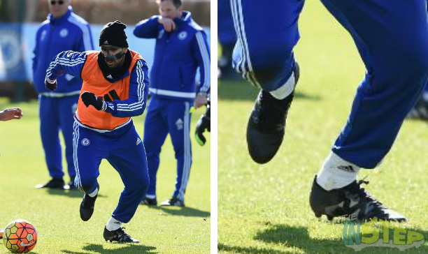 Diego Costa Chelsea X151 Skeleton edited