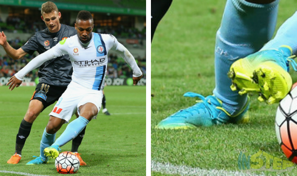 Harry Novillo Melbourne City Puma evoSPEED Fresh edited