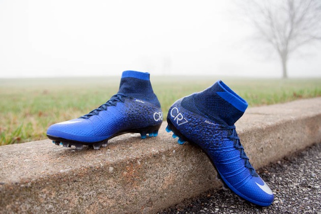 Natural Diamond Mercurial CR7