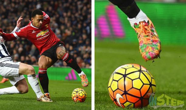 Memphis Depay Manchester United Tutti Frutti Speedform edited