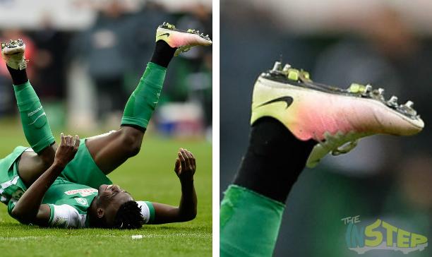 Papy Djilobodji Werder Bremen Nike Vapor X edited