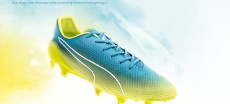 "Puma Get ""Fresh"" With New evoSPEED"
