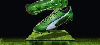 Puma evoSPEED SL Grass Stands Out By Blending In
