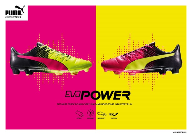 Puma evoPOWER 1.3 Tricks