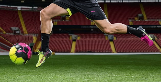 Puma evoSPEED in action