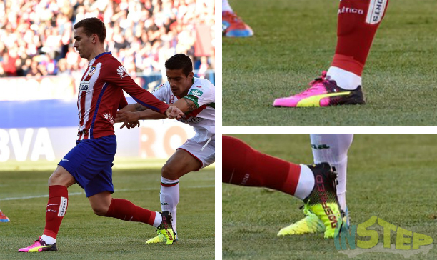 Antoinne Griezmann Athletico Tricks evoSPEED edited