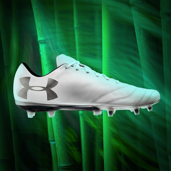 Under Armour Earth Day concept boot