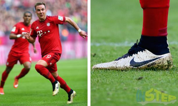Mario Goetze Bayern custom Obra edited