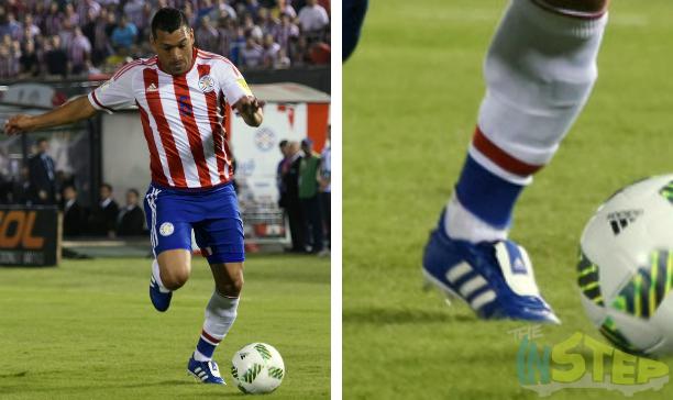 Miguel Samudio Paraguay Gloro 161 edited